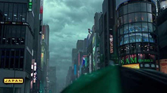 Film Geostorm (2017)