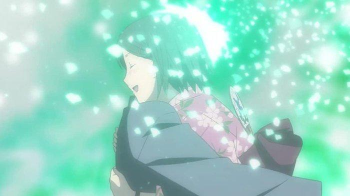 FILM - Hotarubi no Mori e (2011)