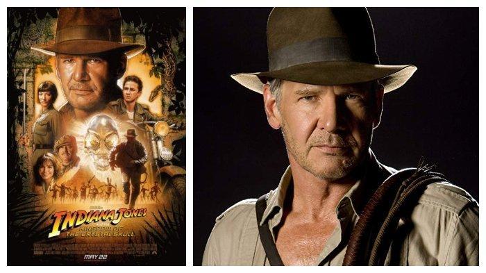 Sinopsis Indiana Jones And The Kingdom Of The Crystal Skull Di Bioskop Transtv Pukul 23 00 Wib Tribunnewswiki Com Mobile