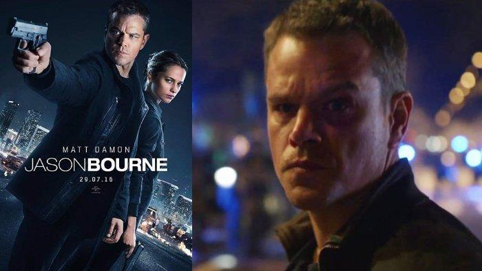 Film Jason Bourne 2016 Tribunnewswiki Com Mobile
