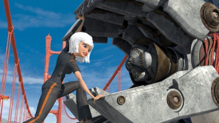 Film Monsters vs. Aliens (2009)