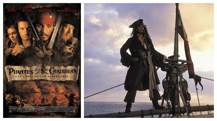 Film Pirates Of The Caribbean The Curse Of The Black Pearl 2003 Tribunnewswiki Com Mobile