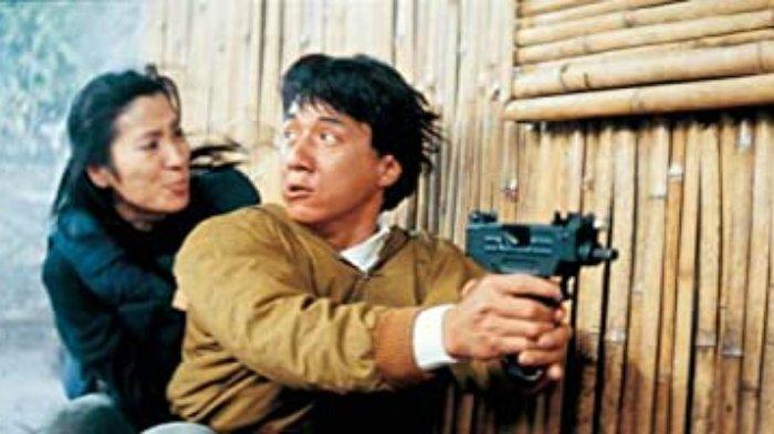 Film Police Story 3: Supercop (1992)