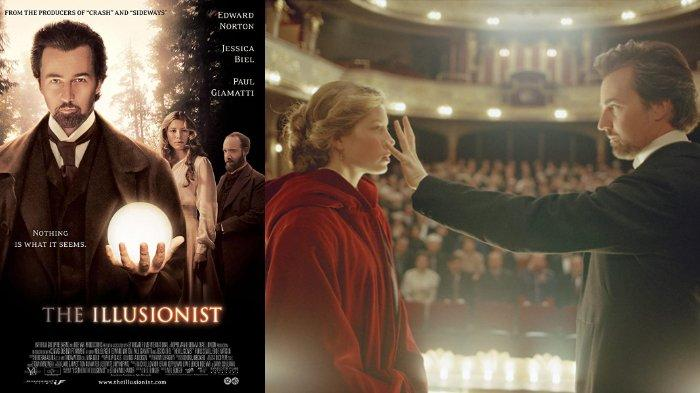 FILM - The Illusionist (2006) - Tribunnewswiki.com Mobile