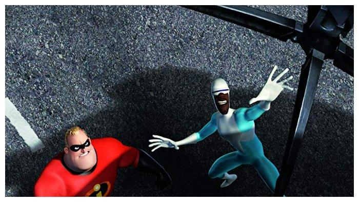 Film The Incredibles (2004)