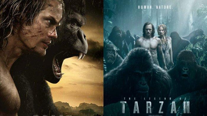 Film The Legend Of Tarzan 2016 Tribunnewswiki Com Mobile