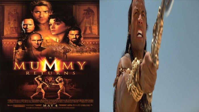 Film The Mummy Returns 2001 Tribunnewswiki Com Mobile