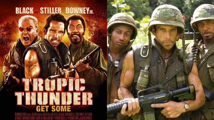 Film Tropic Thunder 2008 Tribunnewswiki Com Mobile