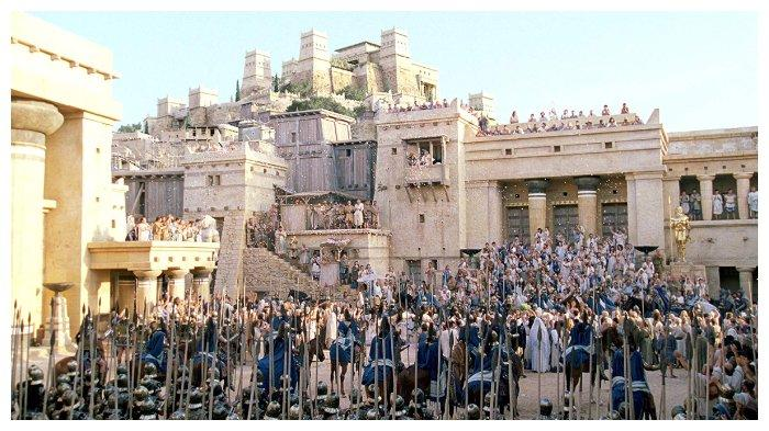 Film Troy (2004)