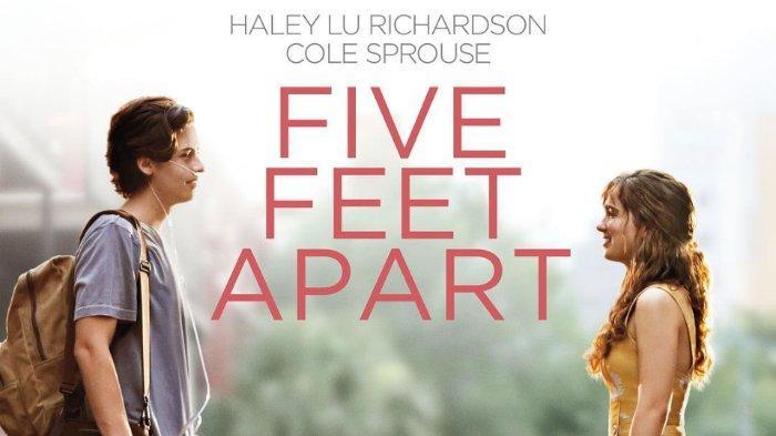 Poster Film Five Feet Apart (2019)