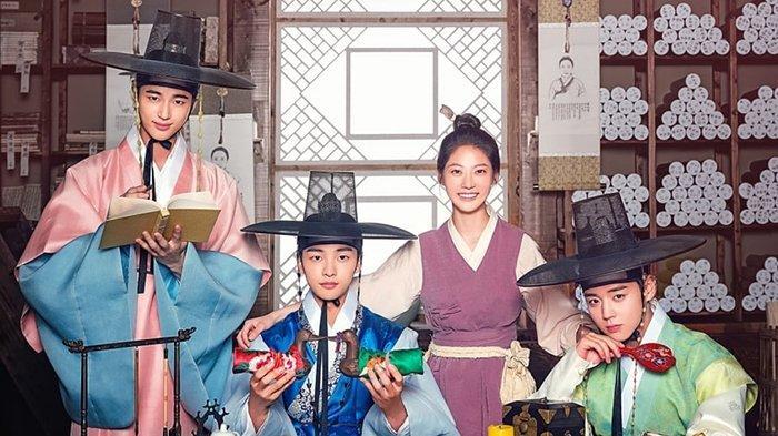 Drama Flower Crew: Joseon Marriage Agency