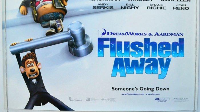 Film Flushed Away 2006 Tribunnewswiki Com Mobile