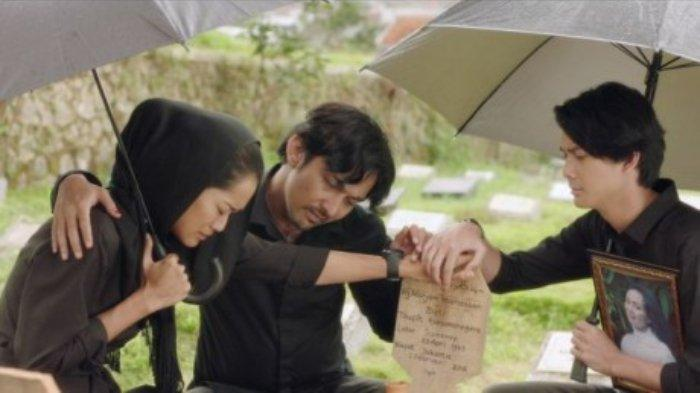 Potongan adegan film Lima (2018)