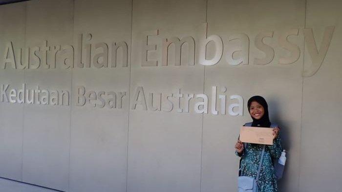 Gadis Gresik Menyurati PM Australia Agar Hentikan Ekspor Sampah Plastik (Istimewa/ABC)