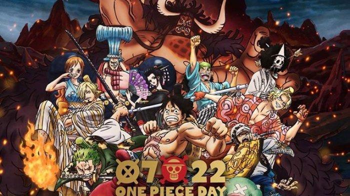 One Piece arc Wano