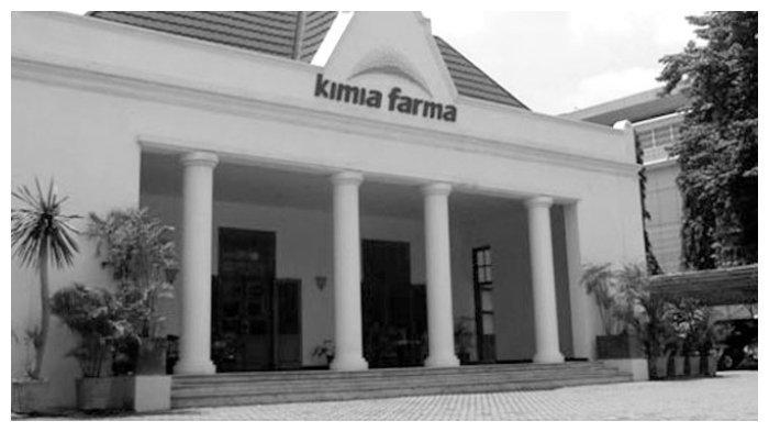 Gedung Kimia Farma.