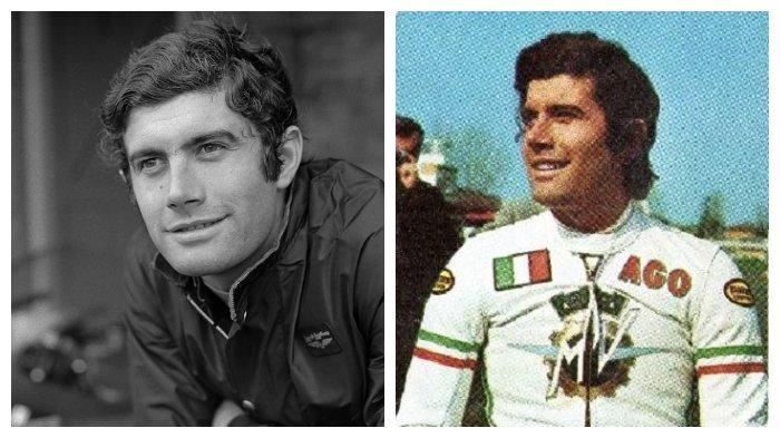 Giacomo Agostini memiliki 15 gelar juara dunia