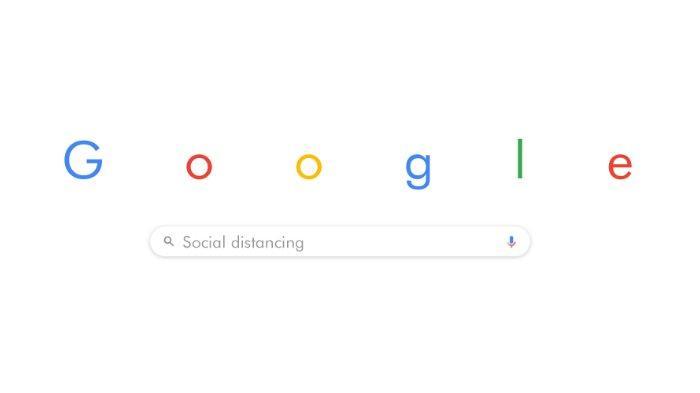 Google memberikan arahan kepada penggunanya untuk tetap menjaga jaga aman demi mencegah penyebaran virus corona melalui Google Doodle