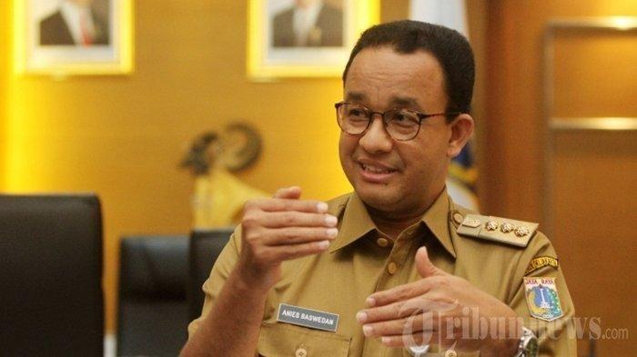 LONJAKAN KASUS CORONA - Di ILC tadi malam, Gubernur DKI Jakarta Anies Baswedan menegaskan pihaknya fokus pencegahan dan penularan virus Corona. Penyebab melonjaknya kasus baru Corona di Jakarta juga diungkap