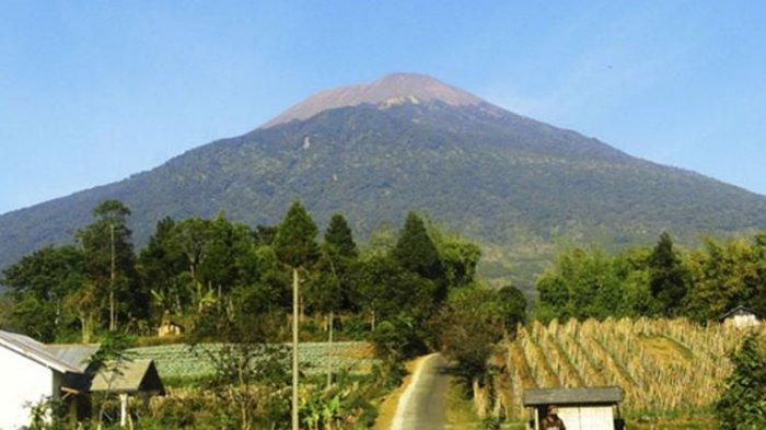 Gunung Slamet Tribunnewswiki Com Mobile