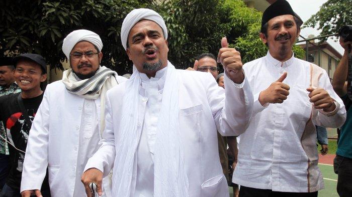 Ketua FPI, Habib Rizieq Shihab dikabarkan akan segera dipulangkan sebelum Reuni Akbar 212 pada tahun 2020 mendatang.