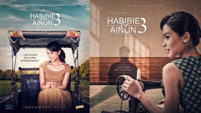 Poster film Habibie & Ainun 3 (2019)