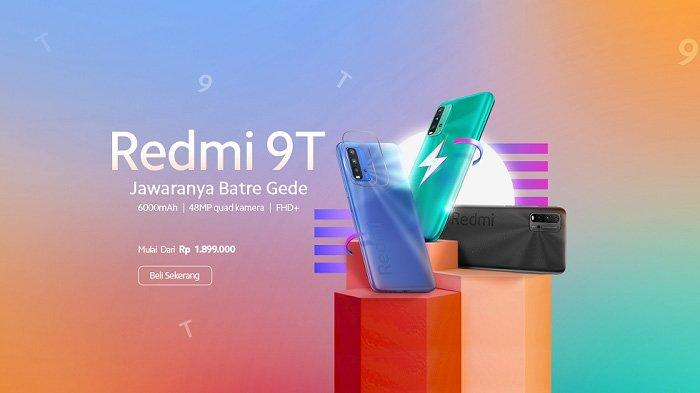 harga Xiaomi Redmi 9T