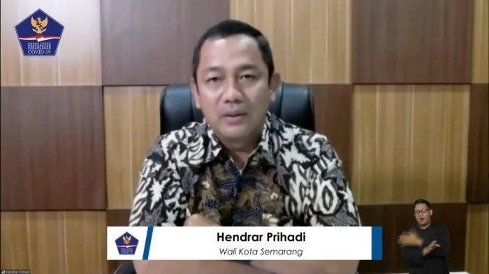 Hendrar Prihadi Wali Kota Semarang