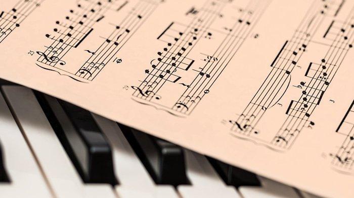 Ilustrasi musik.