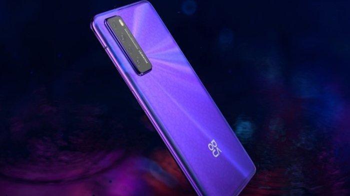 Huawei Nova 7 merupakan produk smartphone keluaran Huawei yang mengusung alogaritma 5G serta 64 MP AI Quad Kamera.