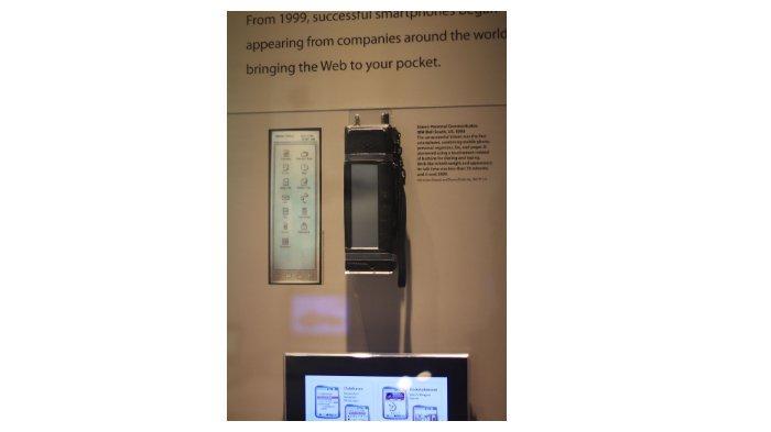 IBM Simon di Museum Sejarah Komputer, Amerika Serikat