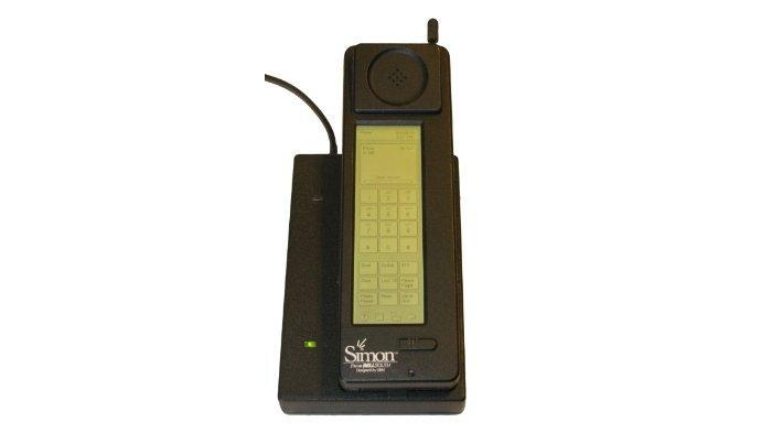 IBM Simon, smartphone pertama di dunia
