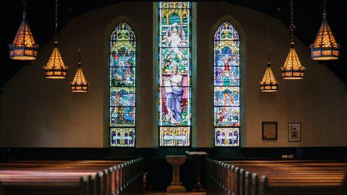 FOTO: Ilustrasi gereja