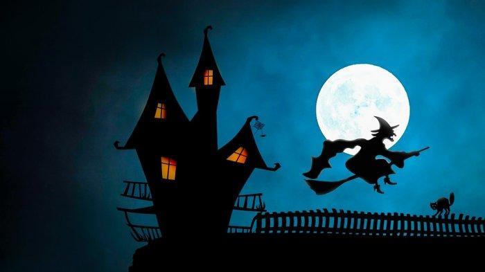 Ilustrasi Halloween