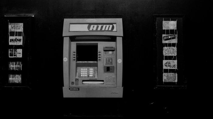 FOTO: Ilustrasi Mesin ATM