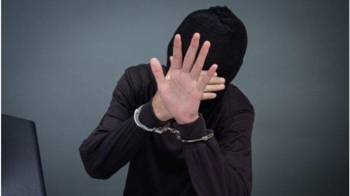 Ilustrasi pelaku pemerkosaan
