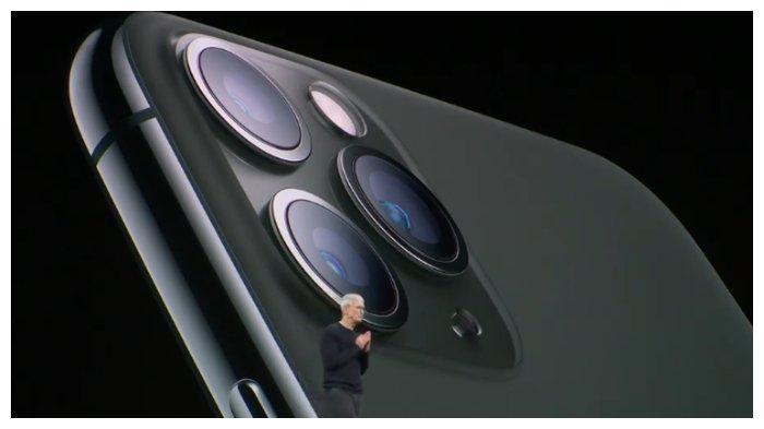 Ilustrasi pelunciran iPhone 11 Pro (YouTube/Apple)
