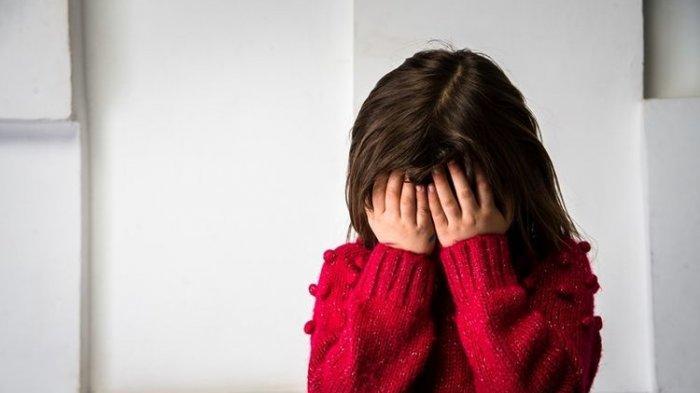Ilustrasi penganiayaan anak kecil