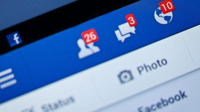 Ilustrasi penggunaan Facebook. Indonesia sebagai pengguna facebook terbanyak ke-4 di Dunia