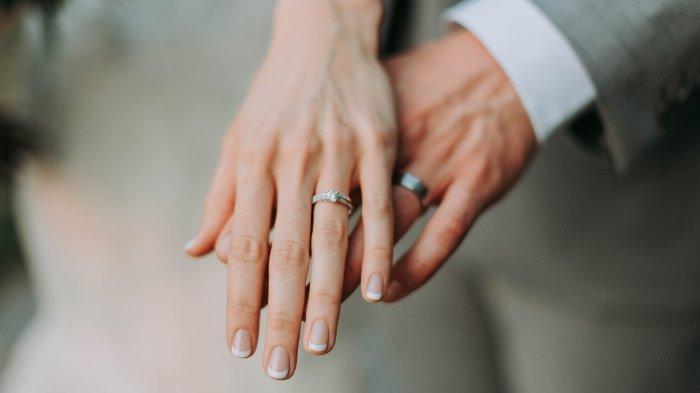 FOTO: Ilustrasi Pernikahan