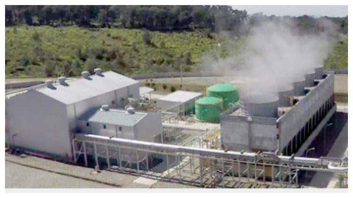 Ilustrasi PT Geo Dipa Energi