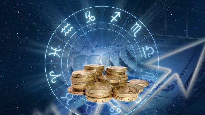 Ilustrasi Ramalan keuangan zodiak