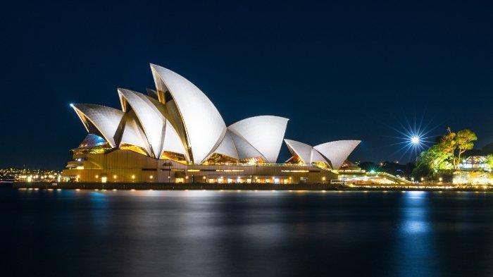 FOTO: Ilustrasi Sydney Opera House