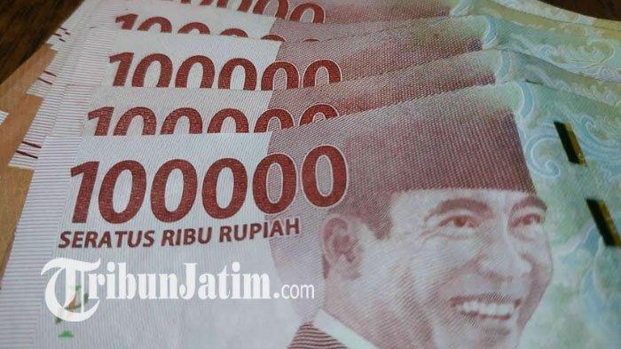 Ilustrasi uang - UMP Jawa Timur 2020 Naik Jadi Rp 1,76 Juta, Lalu Berapa Besaran UMK Masing-masing Kabupaten/ Kota?