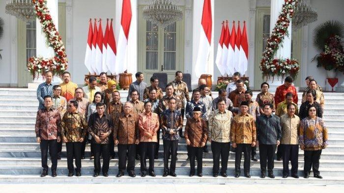 Kabinet Indonesia Maju.