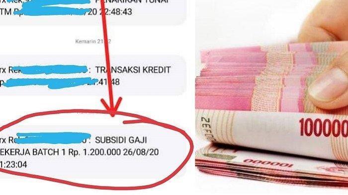 Netizen mengaku sudah terima uang BLT Rp1,2 juta dari pemerintah