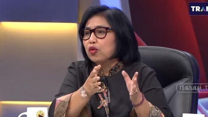 Irma Suryani Chaniago (YouTube Najwa Shihab)