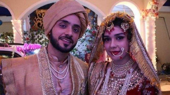 Salah satu adegan serial India Ishq Subhanallah yang mulai ditayangkan di ANTV, Senin (15/7/2019) sore. (Dokumentasi ANTV)