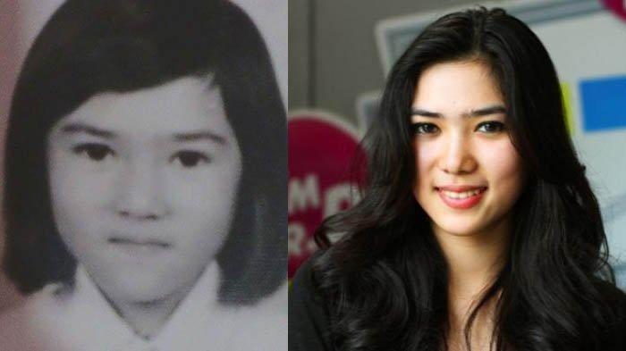 Foto Syahrini Yang Dulu - Actris Indonesian