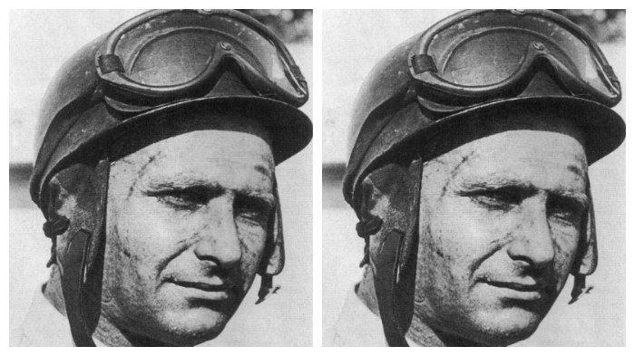 Juan Manuel Fangio, pembalap F1 asal Argentina